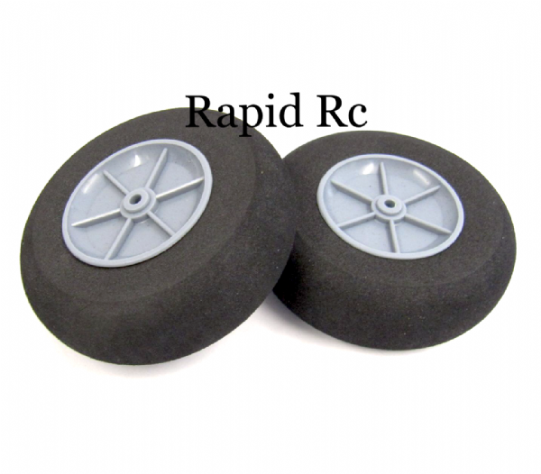 Foam Wheels 110mm
